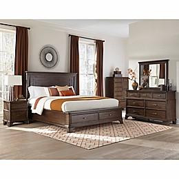 Intercon Telluride Bedroom Furniture Collection