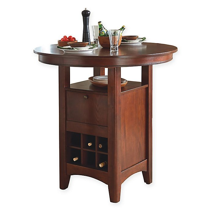Mission Casuals 42 Inch Pub Table