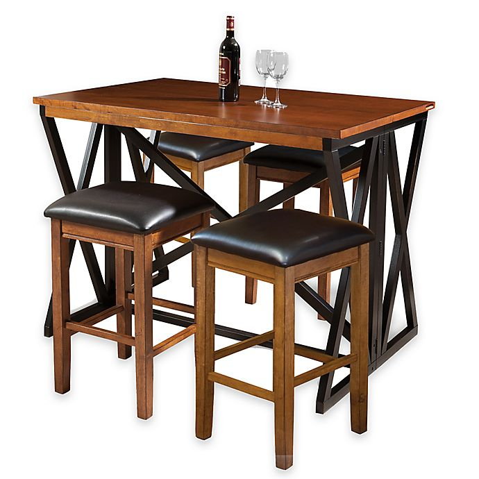 Intercon Furniture Siena Dining Collection In Black Cider Bed Bath