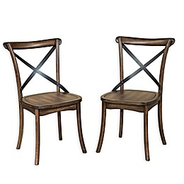 Imagio Home Lindsay Dining Chairs (Set of 2)