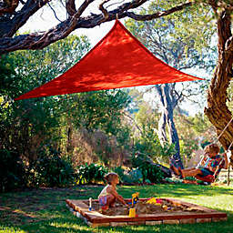 Shade Sails Sun Coolaroo Triangle Shade Sails Bed Bath Beyond