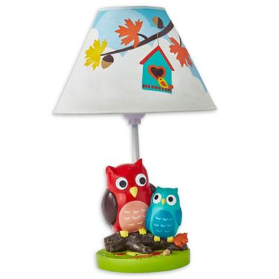 Fantasy Fields Enchanted Woodland Kids Table Lamp