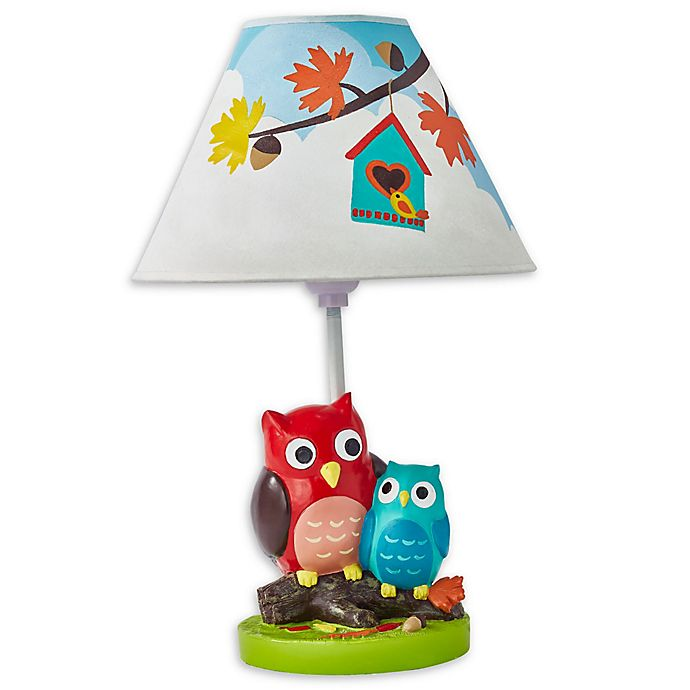 Alternate image 1 for Fantasy Fields Enchanted Woodland Kids' Table Lamp