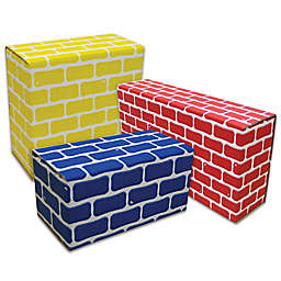 Edushape® 52-Piece Corrugated Blocks