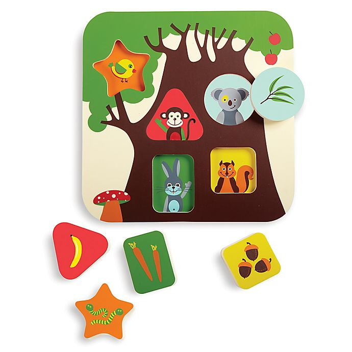 Alternate image 1 for EduShape® Treehouse Puzzle®
