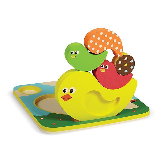 Alternate image 1 for Edushape Chicky Puzzle Fun