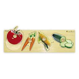 Edushape® Vegetables Giant Puzzle