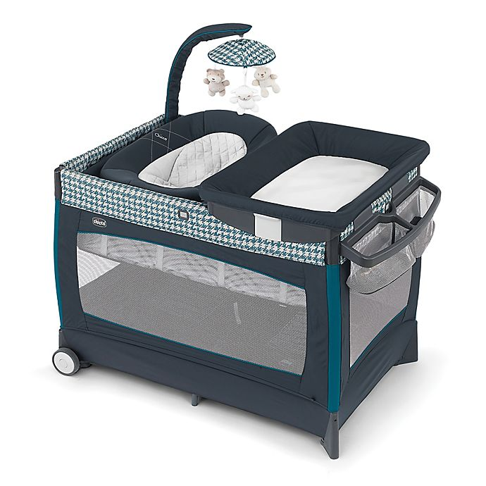 Alternate image 1 for Chicco® Lullaby® Baby Playard in Iceland™