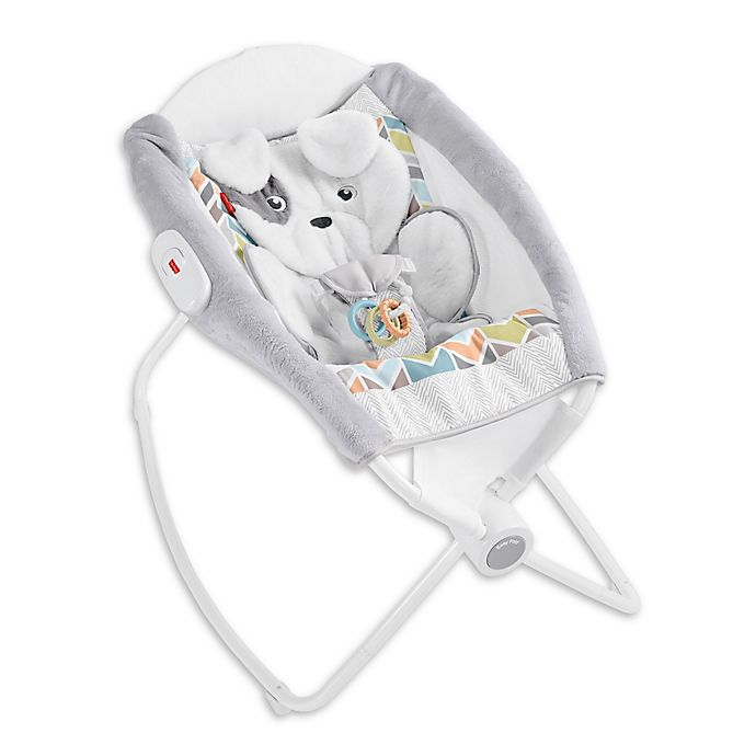 Alternate image 1 for Fisher-Price® Sweet Snugapuppy Dreams Rock 'n Play Sleeper