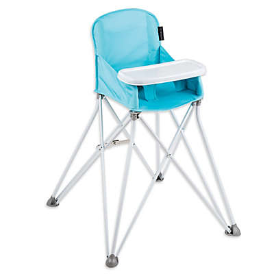 Summer Infant® Pop N' Sit Portable High Chair in Aqua
