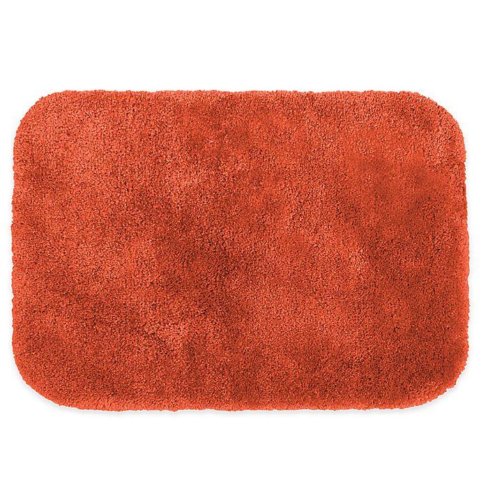 Alternate image 1 for Wamsutta® Duet 24-Inch x 40-Inch Bath Rug in Paprika