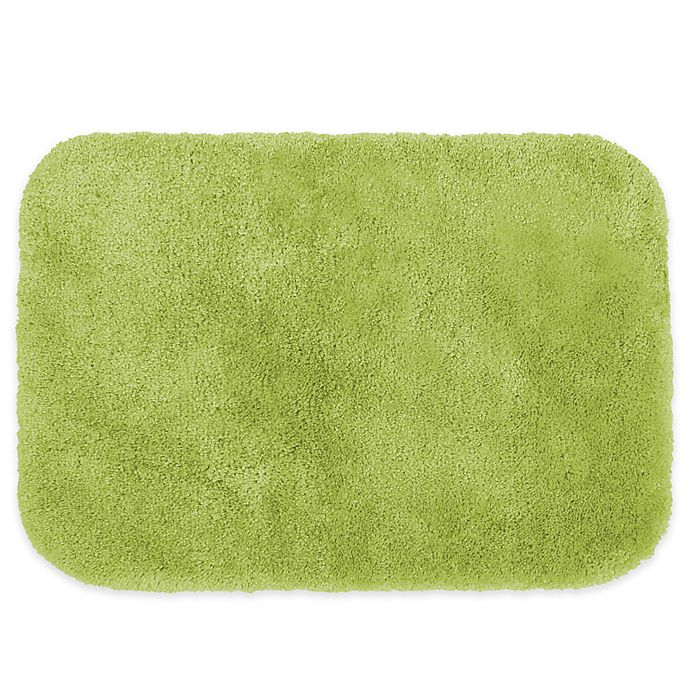 Alternate image 1 for Wamsutta® Duet 20-Inch x 34-Inch Bath Rug in Pear
