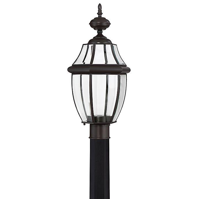 Quoizel Outdoor Lighting Newbury: Buy Quoizel Newbury 1-Light Post-Mount Outdoor Lantern