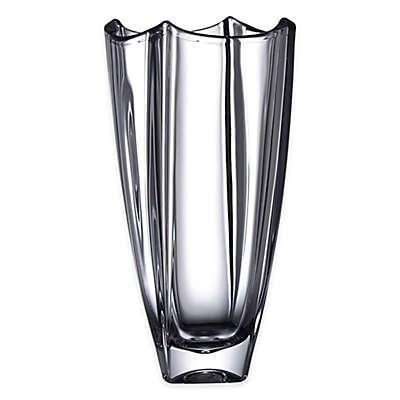 Galway Crystal Dune Square Vase