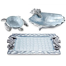 Julia Knight® By the Sea Serveware Collection in Hydrangea