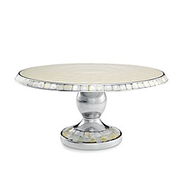 Julia Knight® Classic 14-Inch Cake Stand in Snow