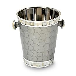 Julia Knight® Classic Ice Bucket/Wine Chiller in Platinum