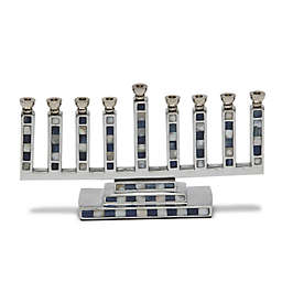 Julia Knight® Classic 7-Inch Menorah in Azure