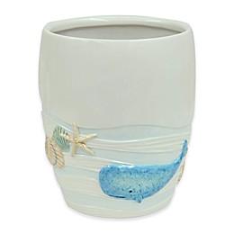 Bacova Sea Splash Wastebasket