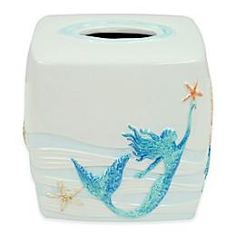 Bacova Sea Splash Boutique Tissue Box Cover
