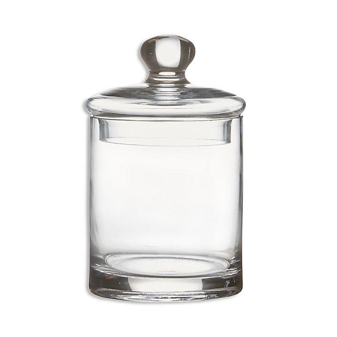 Clic Small Gl Jar Bed Bath Beyond