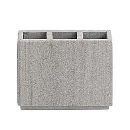 Capistrano Marble Toothbrush Holder in Graphite Grey