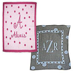 Butterscotch Blankees Dot Luxury Knit Blankets