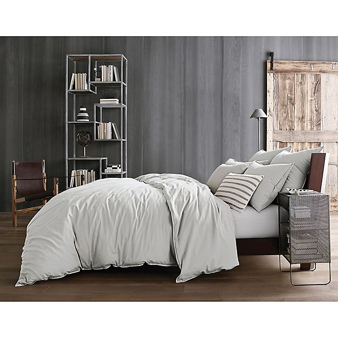 Alternate image 1 for Kenneth Cole Reaction Home Mineral Duvet Cover