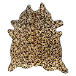 Natural Rugs Togo Cowhide 6-Foot x 7-Foot Area Rug