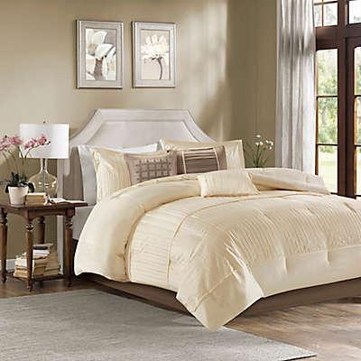 Madison Park 7-Piece Trinity Comforter Set