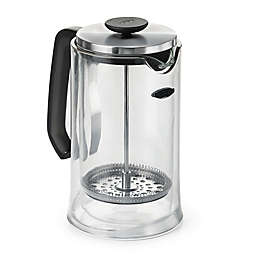 OXO Good Grips® 8-Cup French Press Coffee Maker in Clear