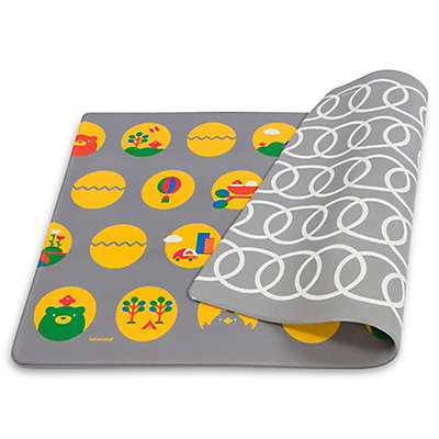 Lollaland® Reversible Foam Play Mat in Grey