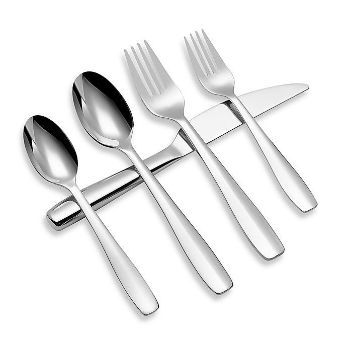 Alternate image 1 for Gourmet Settings Cabaret 20-Piece Flatware Set