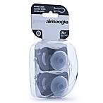 Joovy® Airnoogie 6M+ 2-Pack Pacifiers in Grey