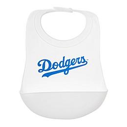 chewbeads® MLB Los Angeles Dodgers Silicone Bib