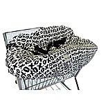 Itzy Ritzy® Ritzy Sitzy™ Shopping Cart and High Chair Cover in XOXO