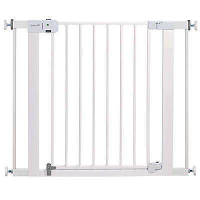 Safety 1st® Easy Install Auto-Close Walk-Thru Gate in White