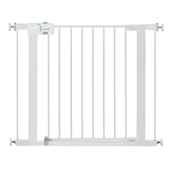 Alternate image 1 for Safety 1st® Easy Install 2-Pack Walk-Thru Gates in White