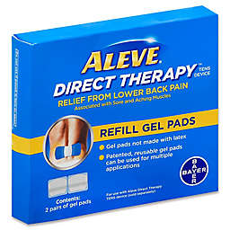 Aleve Direct Therapy™ 2-Pair TENS Device Refill Gel Pads