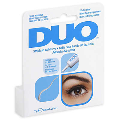 Duo® .25 oz. Eyelash Adhesive in Clear/White