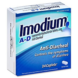 Imodium® 24-Count A-D Caplets