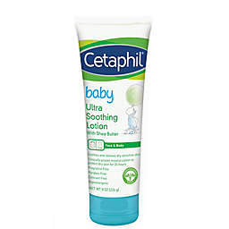 Cetaphil® Baby 8 oz. Ultra Soothing Lotion with Shea Butter