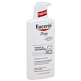 Eucerin® Baby 13.5 oz. Wash and Shampoo 2-in-1 Tear-Free Formula