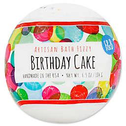 Fizz & Bubble 6.5 oz. Artisan Bath Fizzy in Birthday Cake