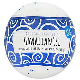 Fizz & Bubble 6.5 oz. Artisan Bath Fizzy in Hawaiian Lei
