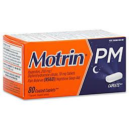Motrin® PM 80-Count Nighttime Sleep-Aid Coated Ibuprofen Caplets