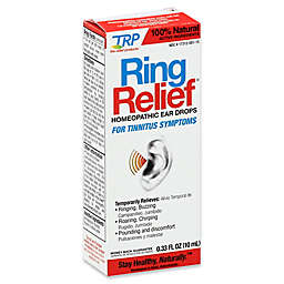 Ring Relief® .33 fl. oz. Homeopathic Ear Drops