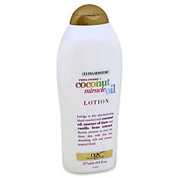 OGX® 19.5 fl. oz. Ultra Moisture Miracle Coconut Oil Lotion