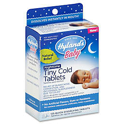 Hyland's® Baby 125-Count Nighttime Tiny Cold Tablets