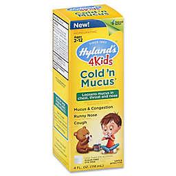 Hyland's® 4 oz. 4 Kids Cold 'n Mucus